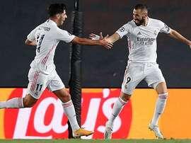 Si gana en casa, el Real Madrid estará en octavos. DUGOUT