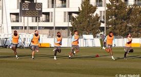 Los de Zidane esperan batir al Alcoyano. RealMadrid