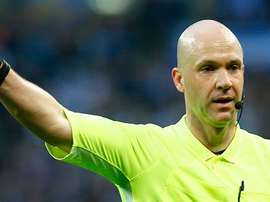 Anthony Taylor, árbitro del Inter de Milán-Real Madrid. RealMadrid