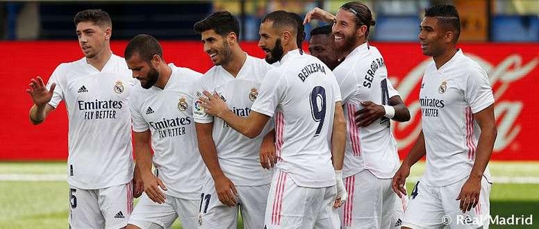 El Madrid recibe al Cádiz en la sexta jornada de Liga. RealMadrid