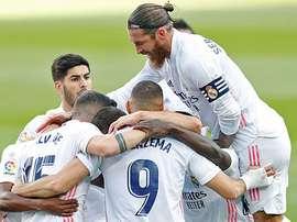 Primera salida del Madrid en Champions. RealMadrid