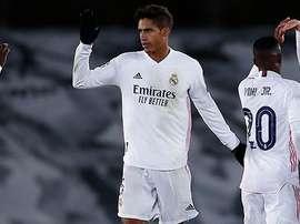 El Real Madrid se enfrentará al Inter de Milán. RealMadrid