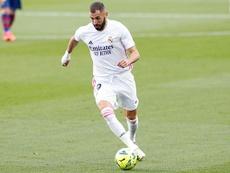 Benzema llega a las 250 victorias en Liga. RealMadrid