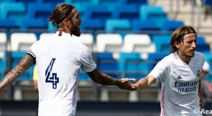 El Madrid se verá las caras con el Betis. RealMadrid