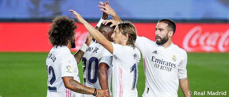 El Madrid ya se midió al Levante en el Estadio de la Cerámica. RealMadrid