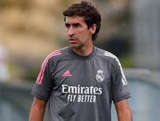 Raúl habló sobre el momento en el que llega el Real Madrid Castilla. RealMadrid