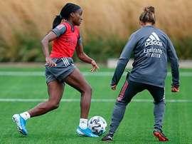 Nueva semana de entrenamientos en la Ciudad Real Madrid. RealMadrid