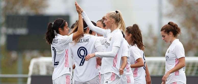 El Madrid vuelve a la acción tras el parón internacional. RealMadrid