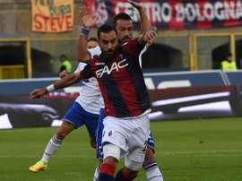 El conjunto italiano ha ampliado un contrato con uno de sus jugadores. EFE/Archivo