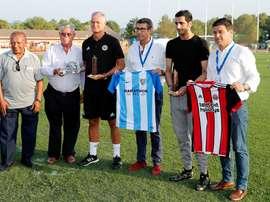 El Málaga cayó derrotado ante el Sheffield en su debut en esta pretemporada. MálagaCF