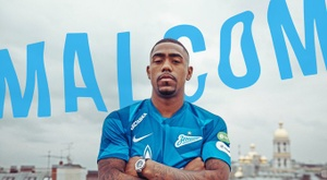 Malcom cost Zenit 40 million euros but has barely played for the club. FCZenit