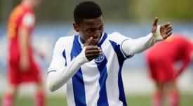 Juega en España cedido por Santos y ya suena para el Mundial Sub 20. FCPorto