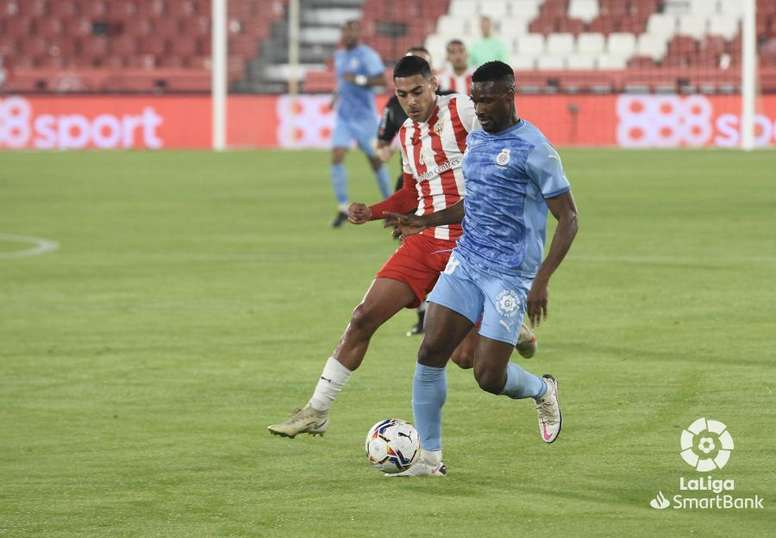 Sylla estuvo en las categorías inferiores del Barça y del Espanyol. LaLiga