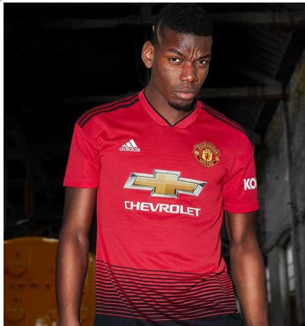 Maillot Extérieur Manchester United Tenue de match