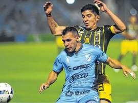 Mancinelli se convierte en nuevo jugador de Olimpo. ClubOlimpo