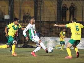 Antigua perdió su invicto ante Municipal (1-2). EverardoHerrera