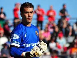 El portero anunció su salida de equipo. RCD_Mallorca