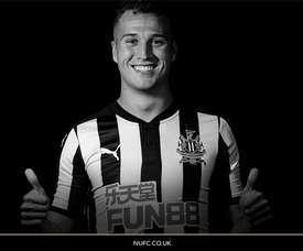 Manquillo devient la nouvelle recrue de Newcastle. NUFC