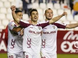 El Albacete volverá a entrenar a finales de esta misma semana. LaLiga