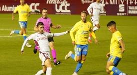 Albacete y Las Palmas se repartieron los puntos. LaLiga