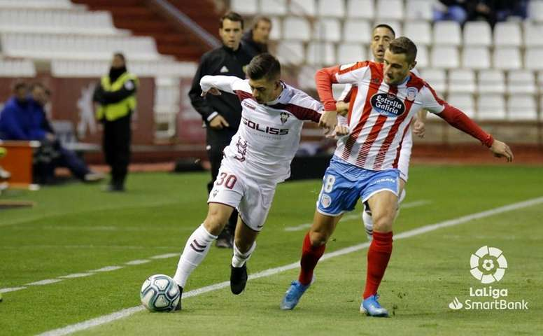 El Albacete presenta muy buenos registros goleadores como visitante. LaLiga