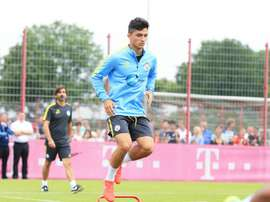 Manu García volverá al City en verano, posiblemente para volver a salir cedido. ManchesterCity