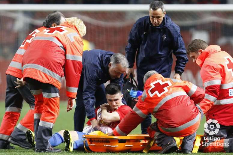 El Sporting respira aliviado con Manu García. LaLiga