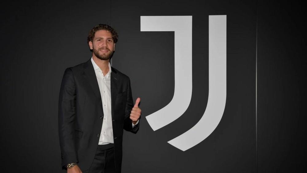 Locatelli si è presentato ai tifosi. JuventusFC