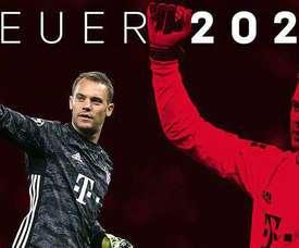 Neuer rinnova con il Bayern. FCBayern
