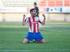 Antonio José Manzano cambia el Algeciras por el Talavera de la Reina. CFTalavera