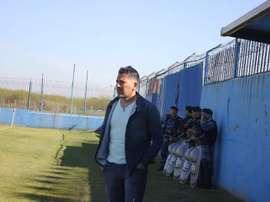 Manzini dejó de ser el técnico del Sportivo Italiano tras presentar su dimisión. FutbolAzzurroTV