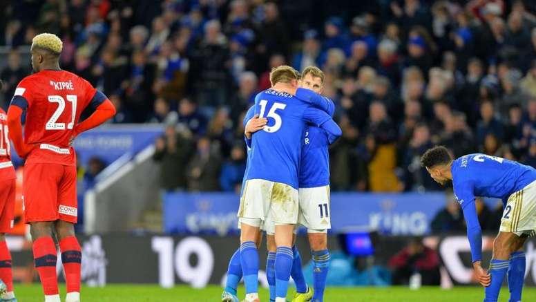 El 'Leicester B' también sabe ganar. LCFC