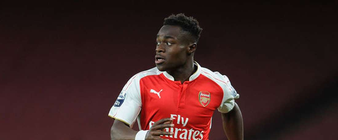 Bola came through the Arsenal ranks. ArsenalFC