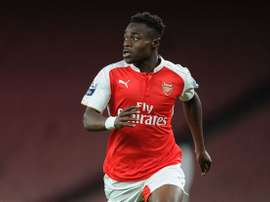 Marc Bola, cedido al Notts Country. ArsenalFC