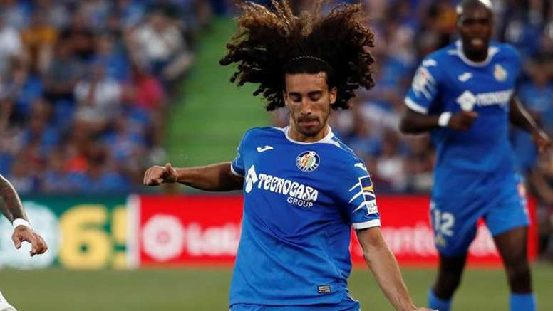 Barca ask for more money from Getafe for Cucurella - BeSoccer