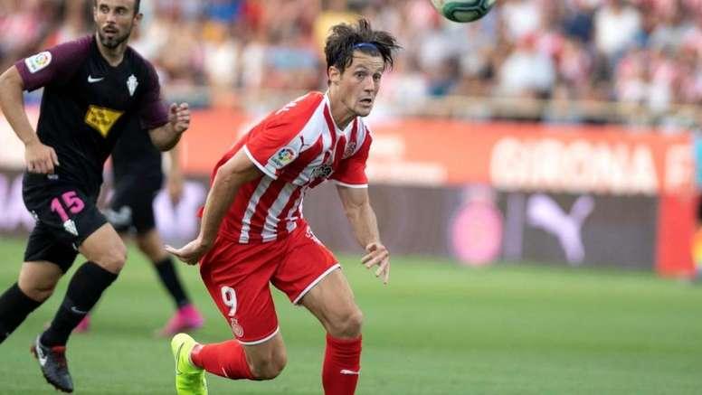 Actualidad de Segunda: goleadores, 'play off', equipo a destacar... Twitter/GironaFC