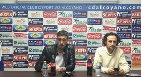 Marc cree que son más fuertes tras el triunfo logrado ante el Llagostera en El Collao. CDAlcoyano