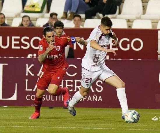 El Albacete venció 2-1. LaLiga