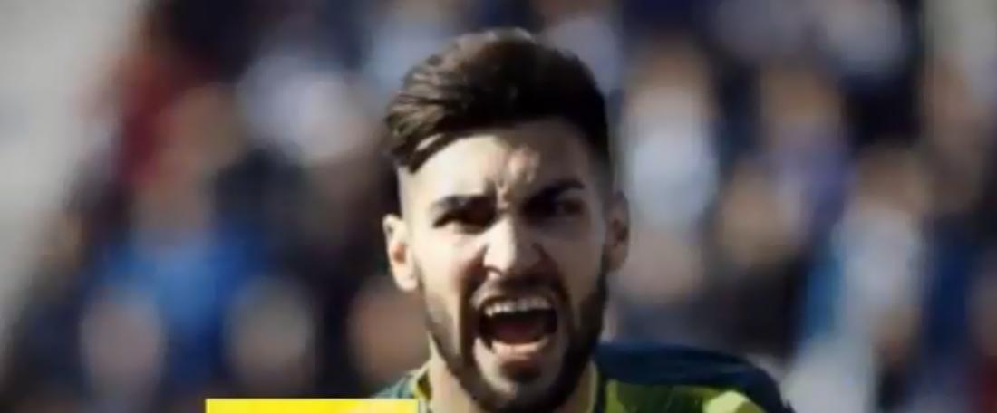Navarro has become a Hornet. Twitter/WatfordFC