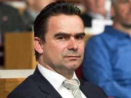 Le directeur sportif de l'Ajax pourrait remplacer Sven Mislintat. EFE