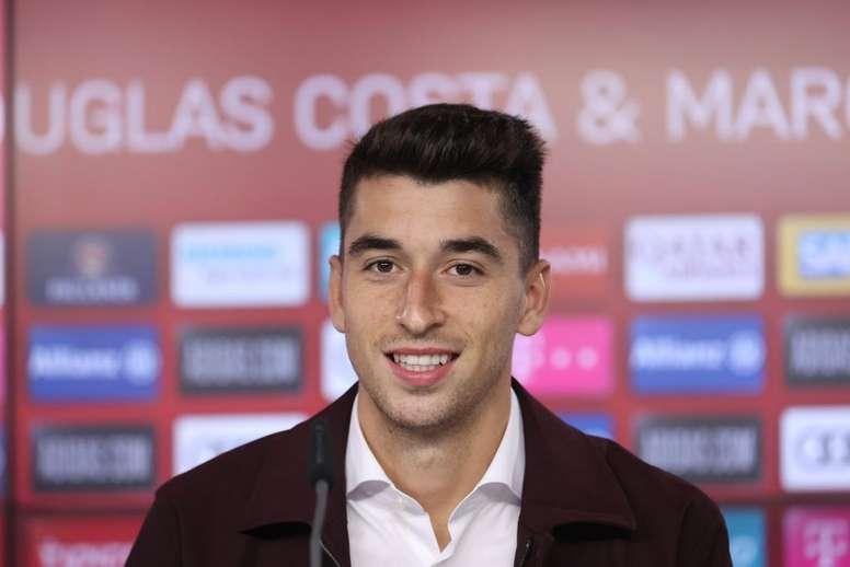 Marc Roca habló sobre el interés del Atlético en sus servicios. FCBayern