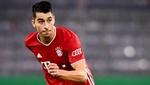Marc Roca rechazó ir a los Juegos por el Bayern