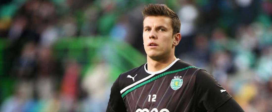 Marcelo Boeck was one of the players who didn't travel with the Brazilian side. EFE