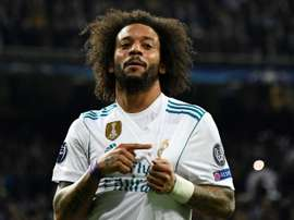 Marcelo admitiu ter recebido contatos de clubes italianos. AFP