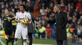 José Mourino fait des révélations. AFP