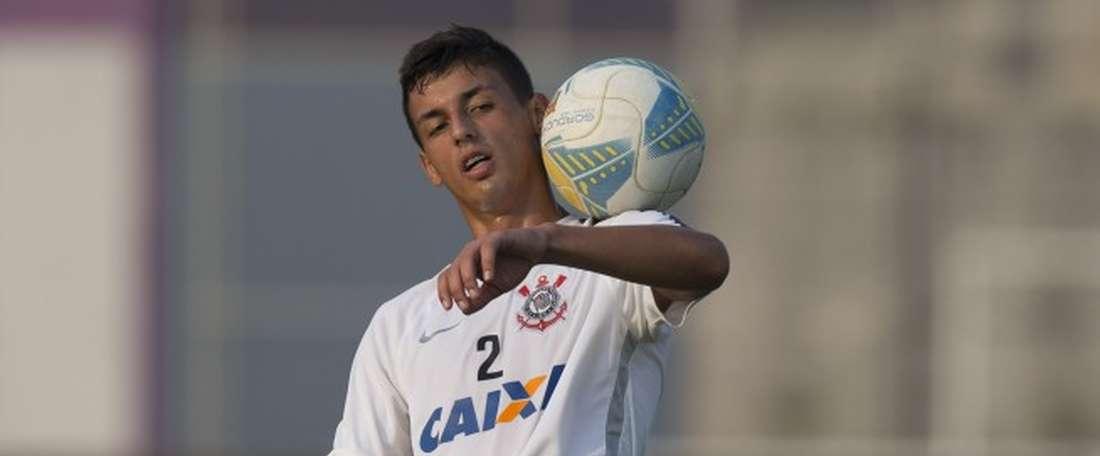 Marciel Silva vuelve al Corinthians tras su cesión en Cruzeiro. Corinthians