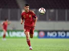 Marco Asensio era seria duda pero podrá jugar ante Holanda. Twitter