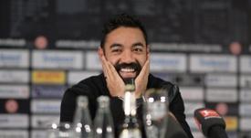 Marco Fabián podría poner rumbo a China. Twitter/EintrachtFrankfurt