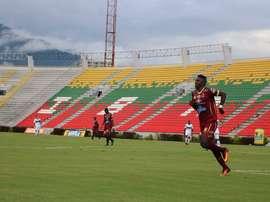Tolima salió airoso de la cancha de Tigres con un valioso punto. DeportesTolima