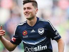 El jugador del Melbourne Victory llegará en breve a Holanda. MelbourneVictory